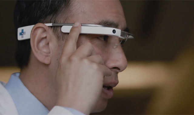 Meet the new Google Glass Enterprise Edition!