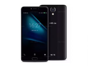 Meet the Infinix Note 4 smartphone!