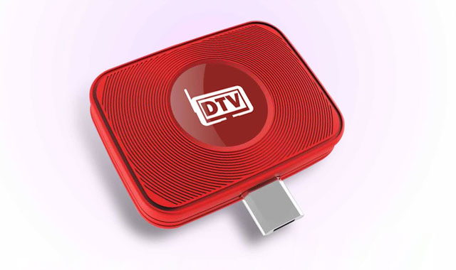 This is the MyPhone DTV Dongle!