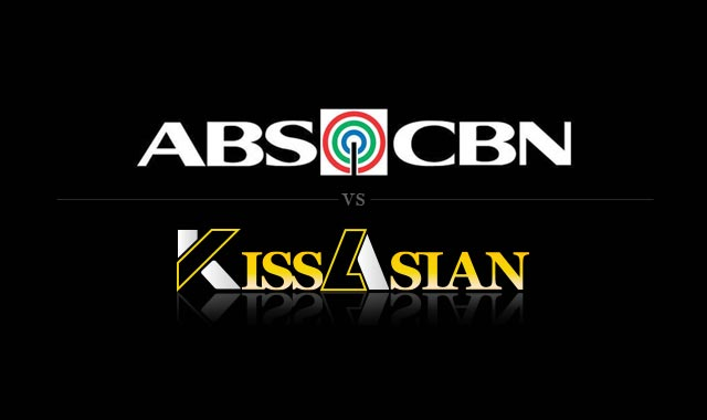 ABS-CBN vs KissAsian