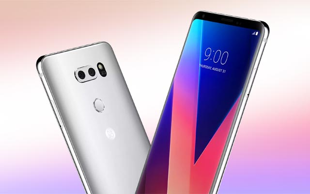Meet the LG V30 smartphone!