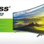 This is the Mass LED-M600 Curved LED TV.