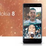 Meet the Nokia 8 smartphone!