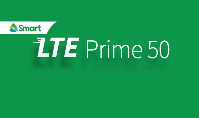 Smart LTE Prime 50.