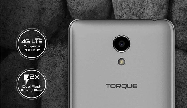 Meet the new Torque Ego Note 4G in stone gray.