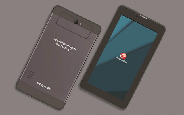 Meet the Cherry Mobile Superion Radar C tablet!