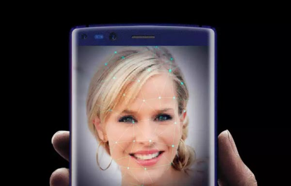 Facial recognition of the Doogee Mix 2!