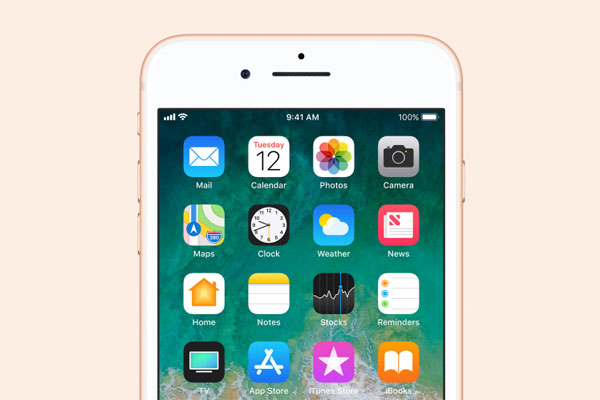 iOS11 brings new software features to the iPhone 8, iPhone 8 Plus and iPhone X.