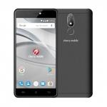 The Cherry Mobile Desire R6 smartphone in black.