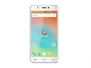 The Cherry Mobile Flare A5 smartphone.