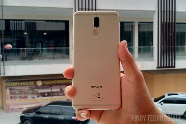 I highly recommend the Huawei Nova 2i smartphone.