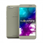 The Cloudfone Thrill Snap smartphone.