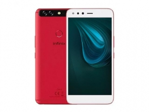 The Infinix Mobile Zero 5 smartphone.