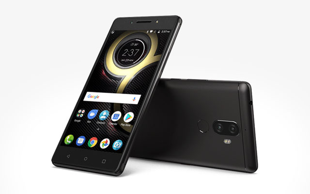 Meet the Lenovo K8 note smartphone!