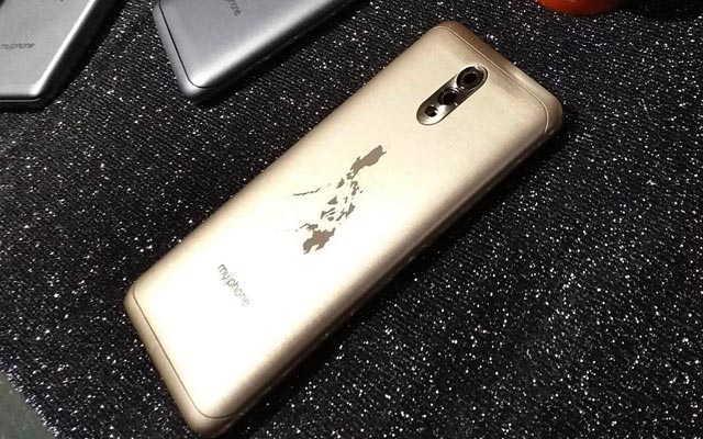 Is this the MyPhone myA10?