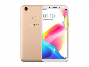 The OPPO F5 Youth smartphone.