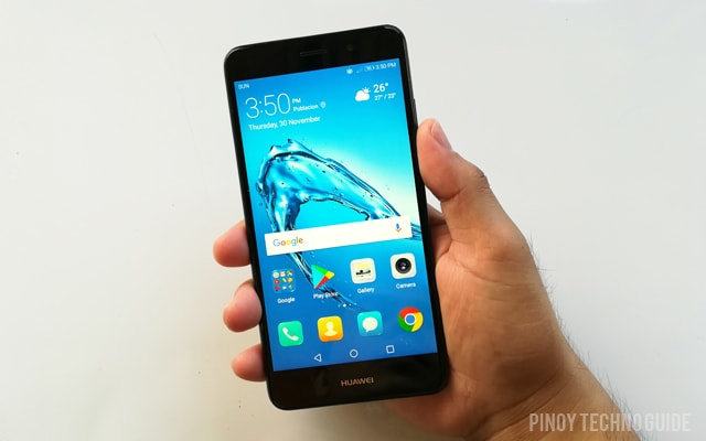 Hands on with the Huawei Y7 Prime!