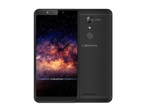 The Cloudfone Next Infinity Plus smartphone.