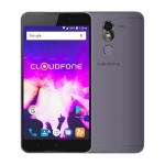 The Cloudfone Thrill Plus 2 smartphone.