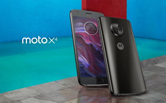 Meet the Motorola Moto X4!