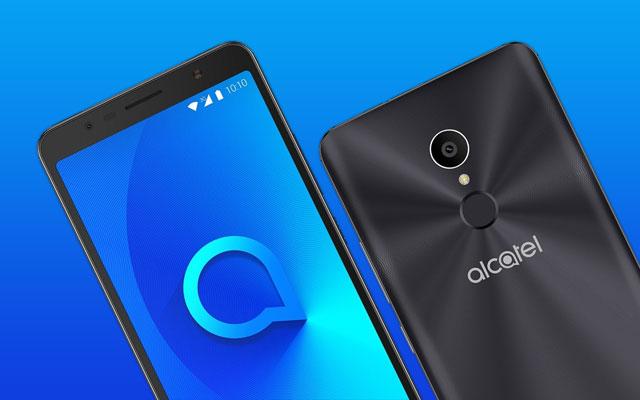 Meet the Alcatel 3C smartphone.
