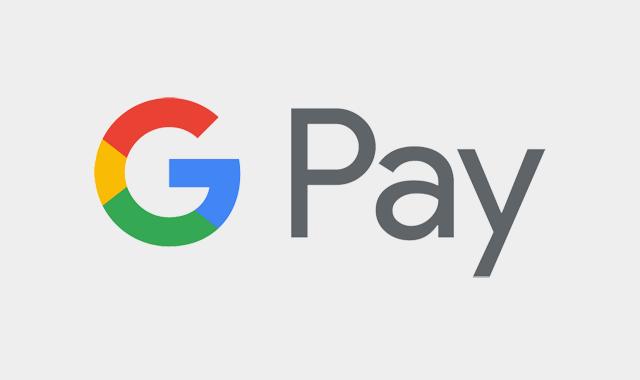 Google Pay logo.