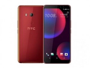The HTC U11 EYEs smartphone.