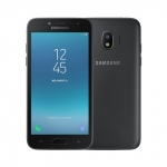 The Samsung Galaxy J2 Pro (2018) smartphone.