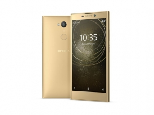 The Sony Xperia L2 smartphone.