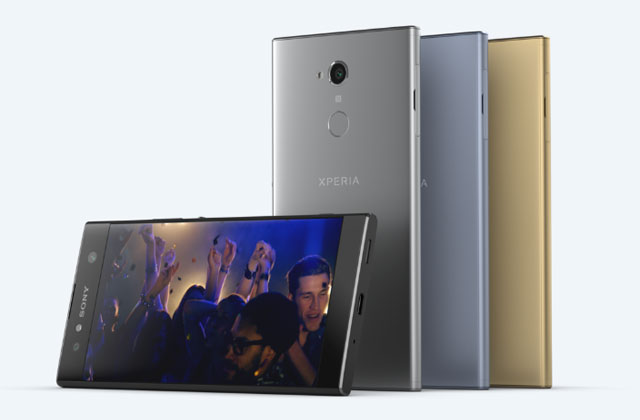 Meet the Sony Xperia XA2 Ultra!