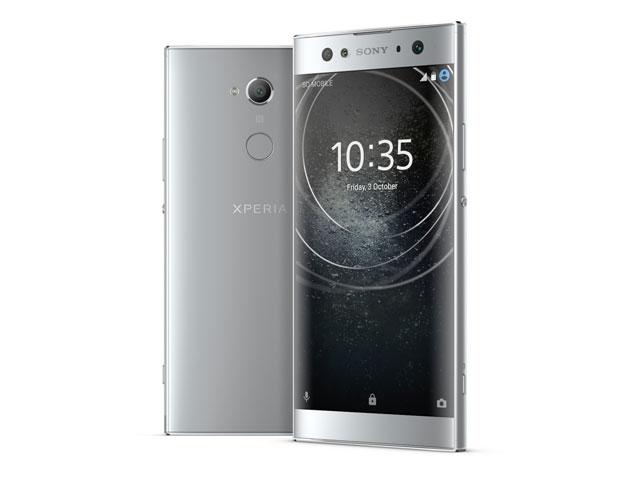 The Sony Xperia XA2 Ultra smartphone.