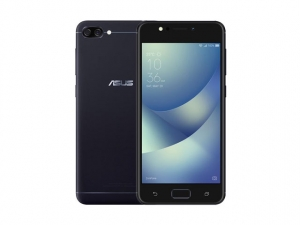 The ASUS Zenfone 4 Max Lite smartphone.