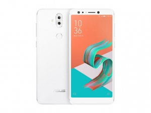The ASUS Zenfone 5Q smartphone (also known as ASUS Zenfone 5 Lite).