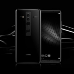 This is the Huawei Mate 10 Pro Porsche Design.