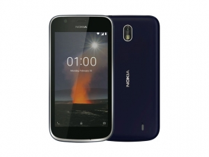 The Nokia 1 smartphone.