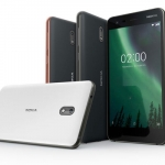 The Nokia 2 comes in either black or white color.