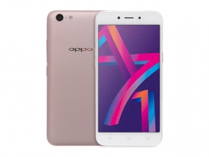 The OPPO A71 (2018) smartphone.