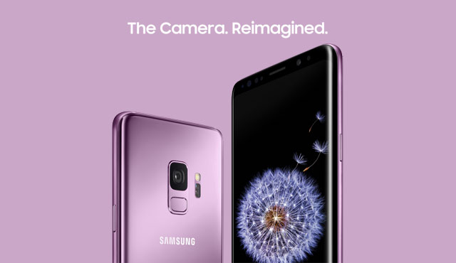 Meet the Samsung Galaxy S9 and S9+.