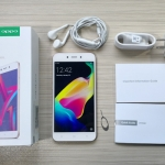 Unboxing the OPPO A71 (2018).