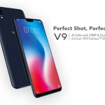 Vivo V9 Now Official in the Philippines; Screen Notch, 24MP Selfie Camera and AI Features