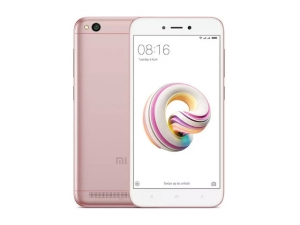 The Xiaomi Redmi 5A smartphone.