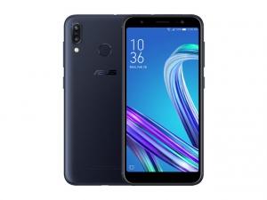 The ASUS Zenfone Max M1 smartphone.