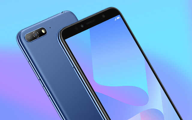 Image result for huawei y6 2018