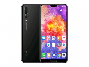 The Huawei P20 Pro smartphone.