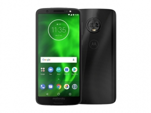 The Motorola Moto G6 smartphone.