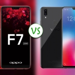 OPPO F7 vs Vivo V9: Specs Comparison