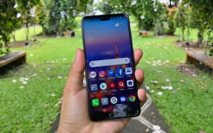 Hands on with the Huawei P20 smartphone!