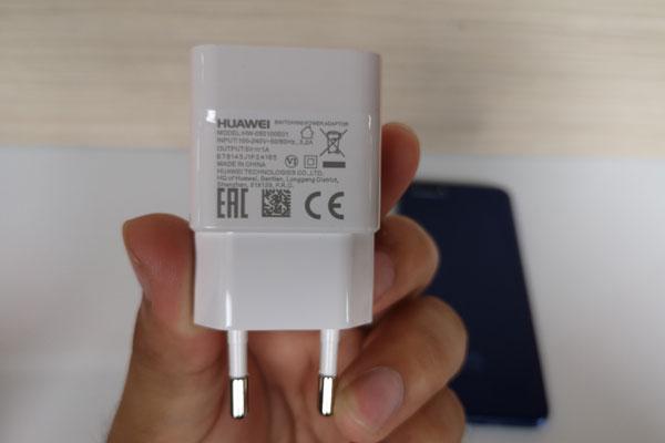 Original charger...
