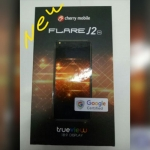 Cherry Mobile Flare J2 2018 Now Available with TrueView Display, Android Go and Dual Cameras