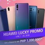 Huawei Lucky Promo